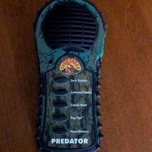 Class Creek Predator